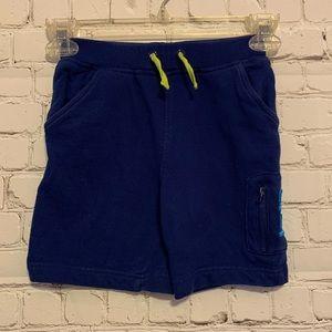 Disney Blue Shorts
